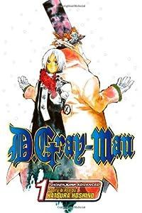 D.Gray-man, Vol. 1 (D.Gray-man, #1)