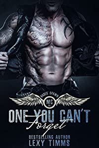 One You Can't Forget (Hades' Spawn MC #1)