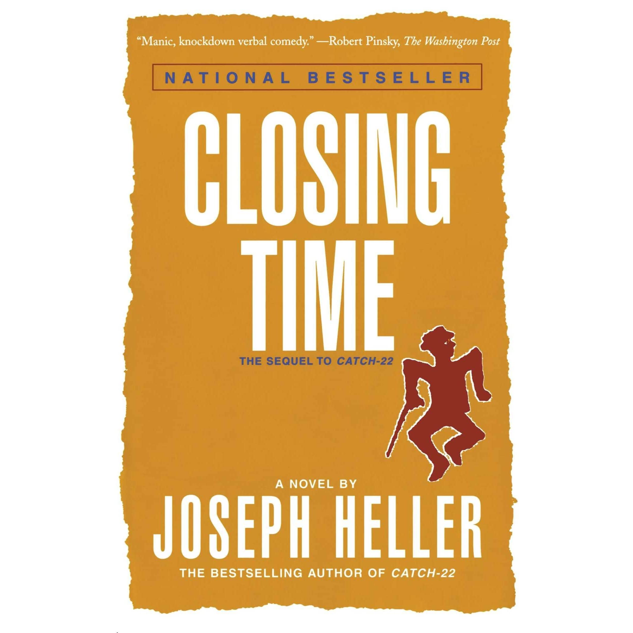 Closing Time (Catch-22, #2) by Joseph Heller