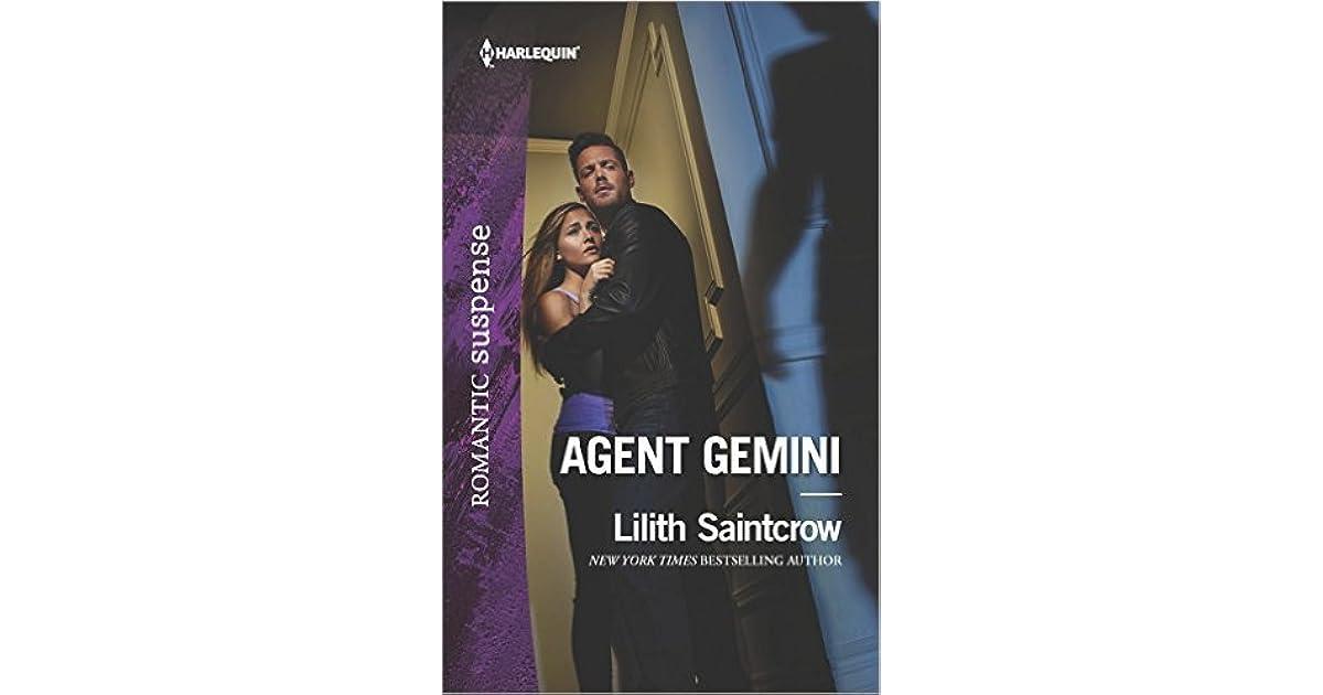 Agent Gemini by Lilith Saintcrow