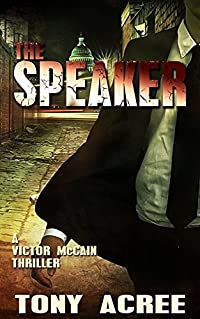 The Speaker (Victor McCain Thriller #3)