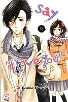 """Say """"I love you"""", vol. 12"""