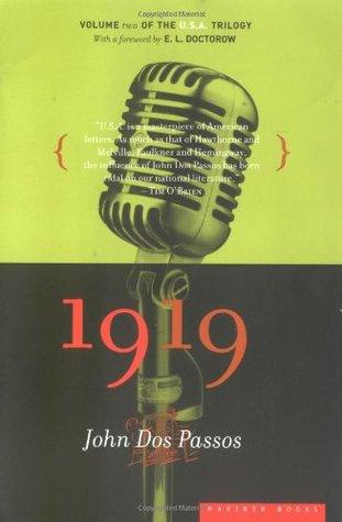 1919 Usa 2 By John Dos Passos