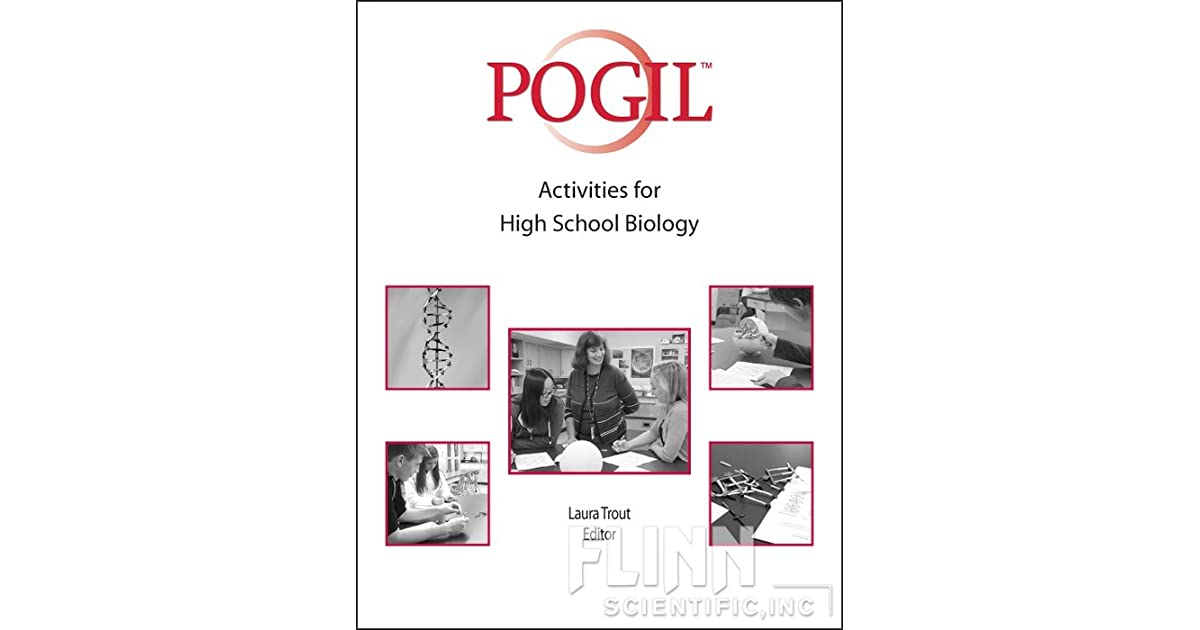 Pogil activities for high school biology by laura trout fandeluxe Gallery