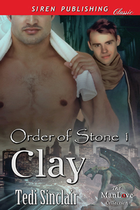 Clay (Order of Stone #1)
