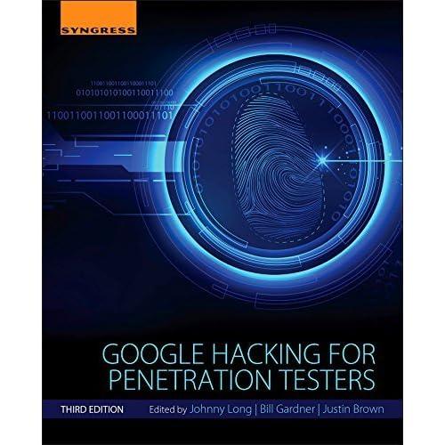 google hacking for penetration testers volume 3