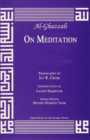 On Meditation (Great Books of the Islamic World)