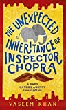 Book cover for The Unexpected Inheritance of Inspector Chopra  (Baby Ganesh Agency Investigation, #1)