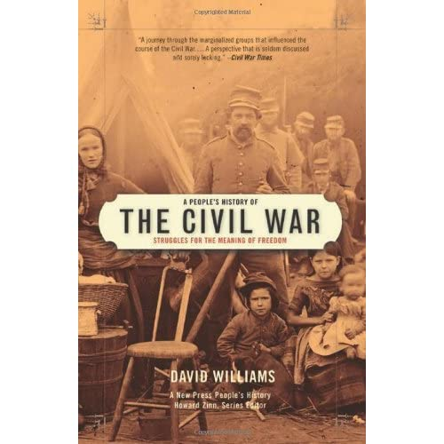 a people s history of the civil The civil war in the united states began in 1861, after decades of simmering tensions between northern and southern states over slavery, states' rights and westward expansion the election of .