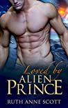 Loved by Alien Prince (Uoria Mates, #6)