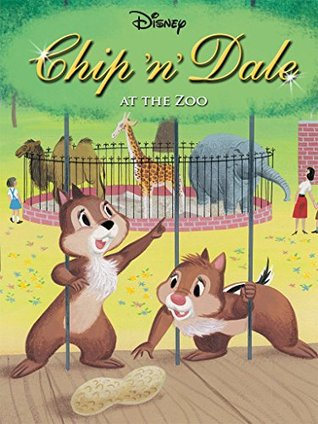 Chip 'n' Dale at the Zoo (Disney Short Story eBook)