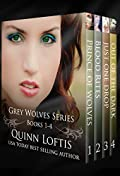Grey Wolves Series Books 1 - 4