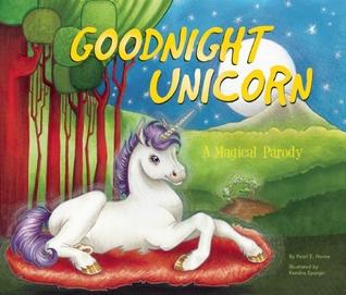 Goodnight Unicorn by Karla Oceanak