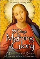 33 Days to Morning Glory- 5 Pack with Immaculata Prints