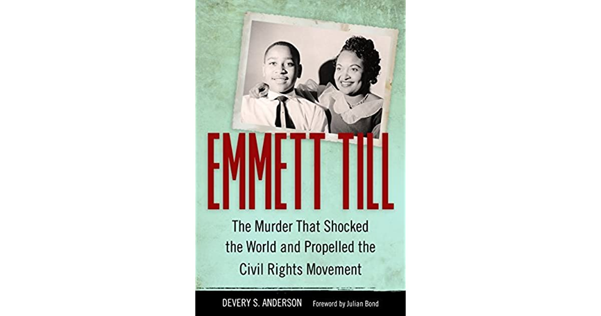 civil rights diary entry emmett till Emmett till not knowing the customs of mississippi was the downfall for young emmett till while visiting family near money, mississippi, emmett till, age 14, was murdered emmett grew up on chicago's south side, where he was a.