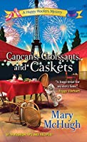 Cancans, Croissants, and Caskets (Happy Hoofers Mystery, #3)