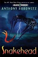 Snakehead (Alex Rider, #7)