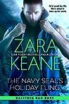 The Navy SEAL's Holiday Fling (Ballybeg Bad Boys, #3)