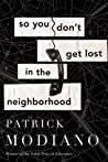 So You Don't Get Lost in the Neighborhood audiobook download free