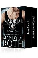 Immortal Ops Box Set (Immortal Ops, #5-6)