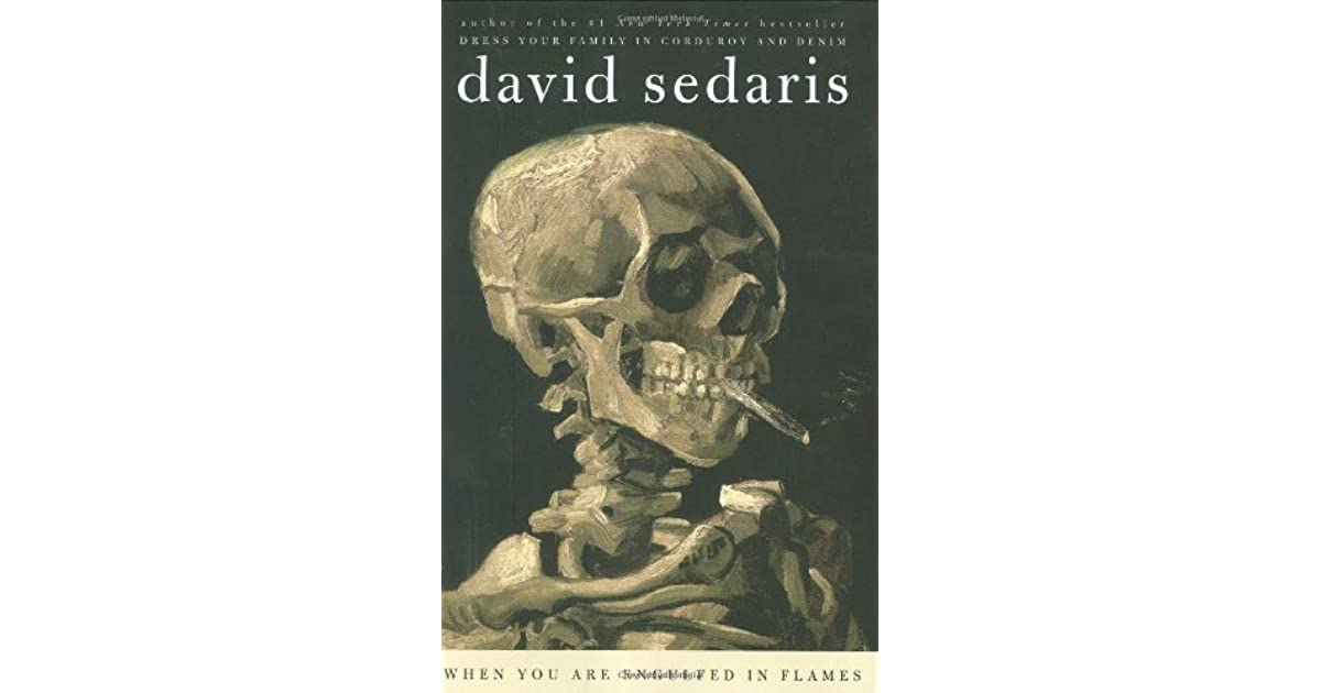 tyson collinson david sedaris book review Much of 1 samuel is devoted to describing saul chasing david and his few hundred including articles, blog posts, or book reviews from the roof beam.