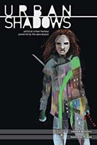 Urban Shadows: Political Urban Fantasy Powered by the Apocalypse