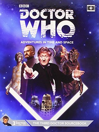 Doctor Who The Third Doctor Sourcebook