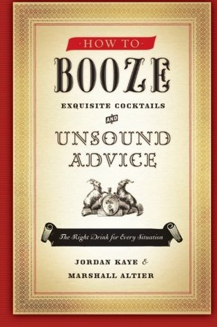 How to Booze by Jordan Kaye