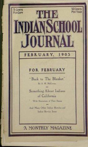 The Indian School Journal - Feb 1905