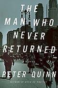 The Man Who Never Returned (Fintan Dunne, #2)