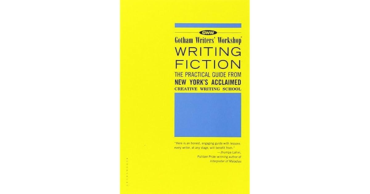 writing creative fiction