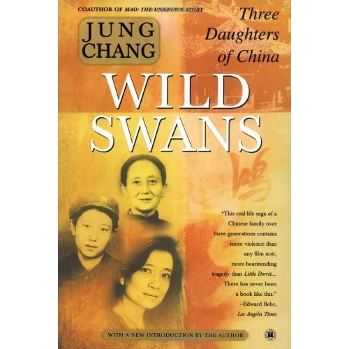 Jung chang wild swans essays