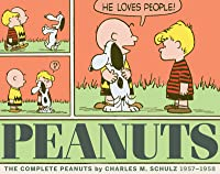 The Complete Peanuts 1957-1958: Vol. 4 Paperback Edition