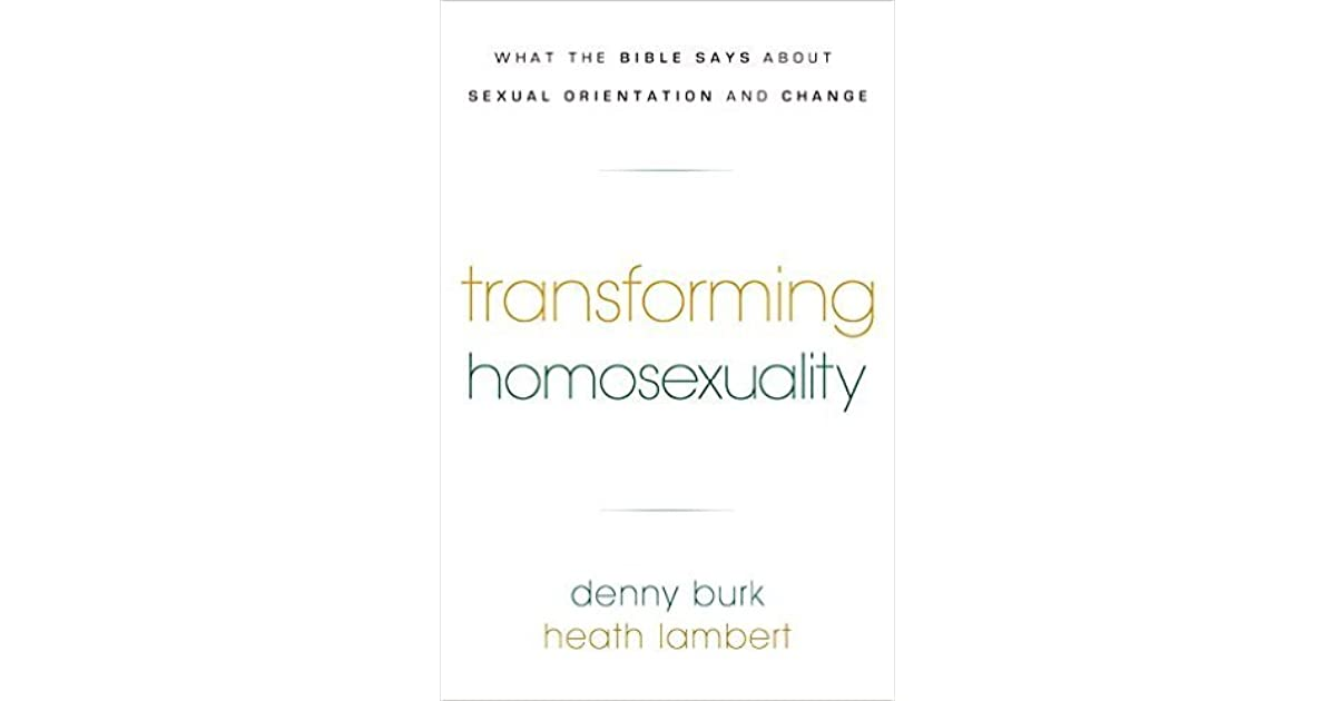 Scriptures rebuking homosexuality in christianity