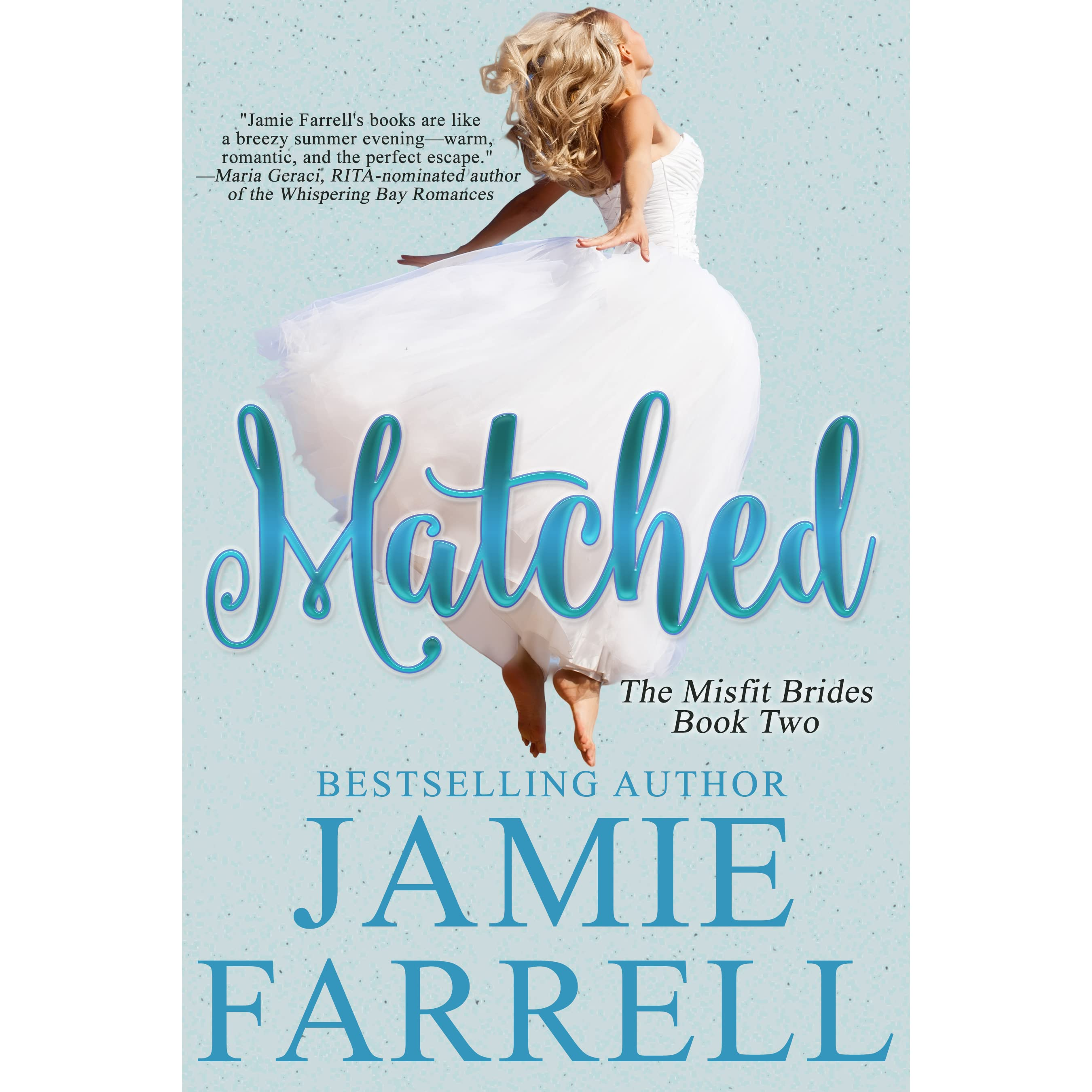 Matched (misfit Brides, #2) By Jamie Farrell €� Reviews, Discussion,  Bookclubs, Lists