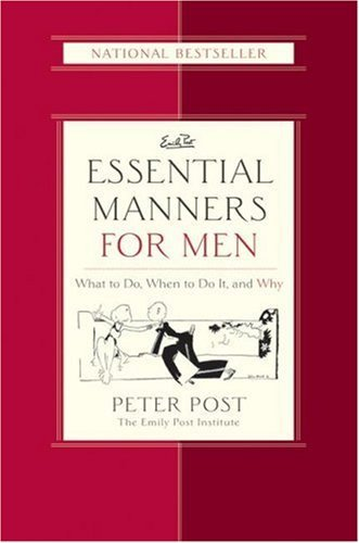 Essential Manners for Men What to Do