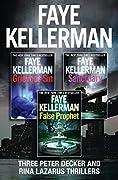 Peter Decker 3-Book Thriller Collection: False Prophet, Grievous Sin, Sanctuary