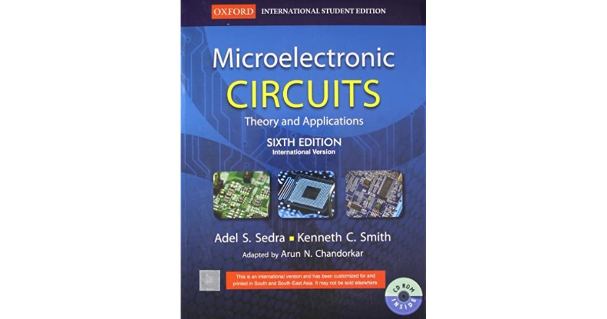 Microelectronic Circuits By Sedra And Smith 5th Edition Pdf