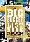 The Big Bucket List Book by Gin Sander