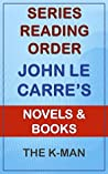 Series List - John Le Carre - In Order: Novels and Books