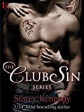 The Club Sin Series: Claimed / Bared / Desired / Freed