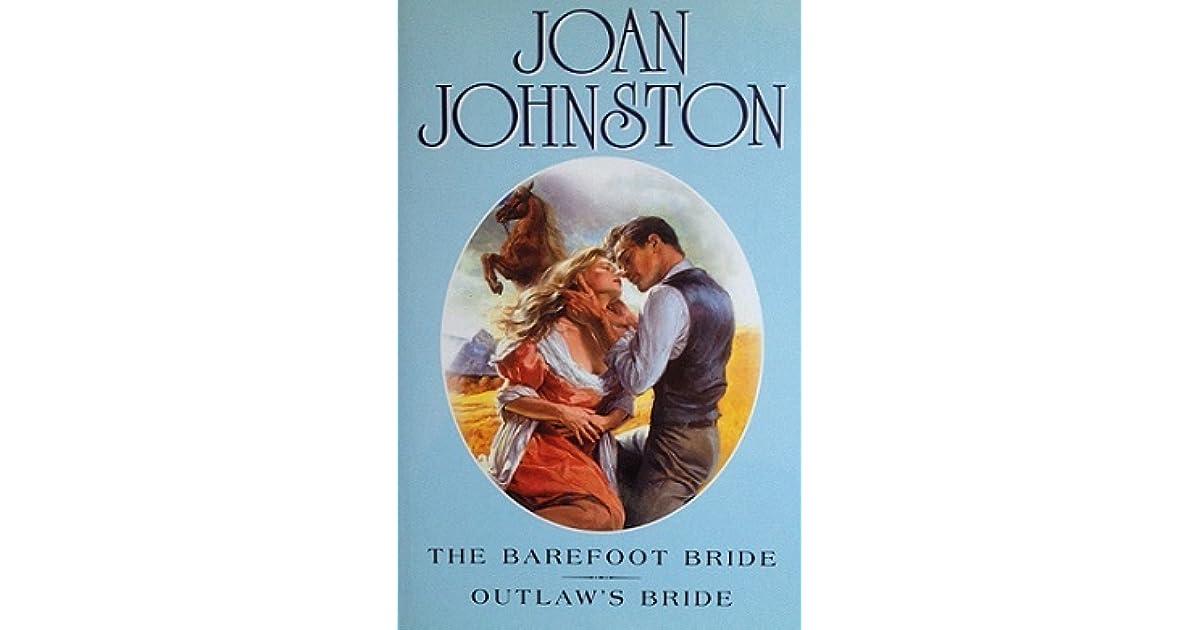 outlaw s bride johnston joan