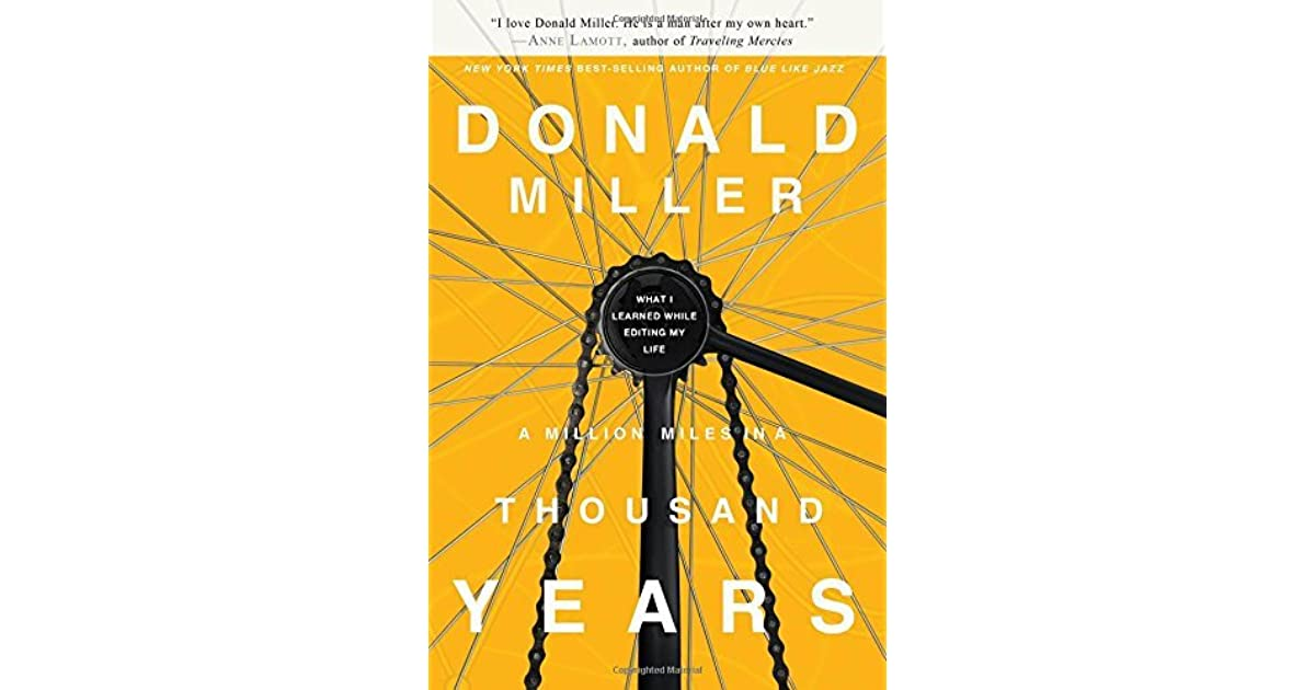 A Million Miles in a Thousand Years: What I Learned While Editing My