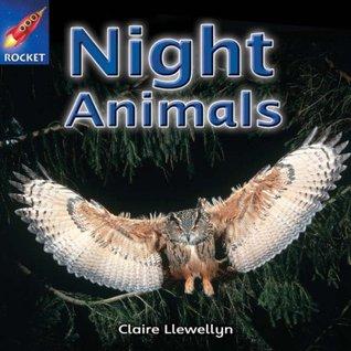 Night Animals: Green Level Non-Fiction