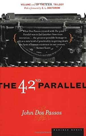 The 42nd Parallel (U.S.A., #1)
