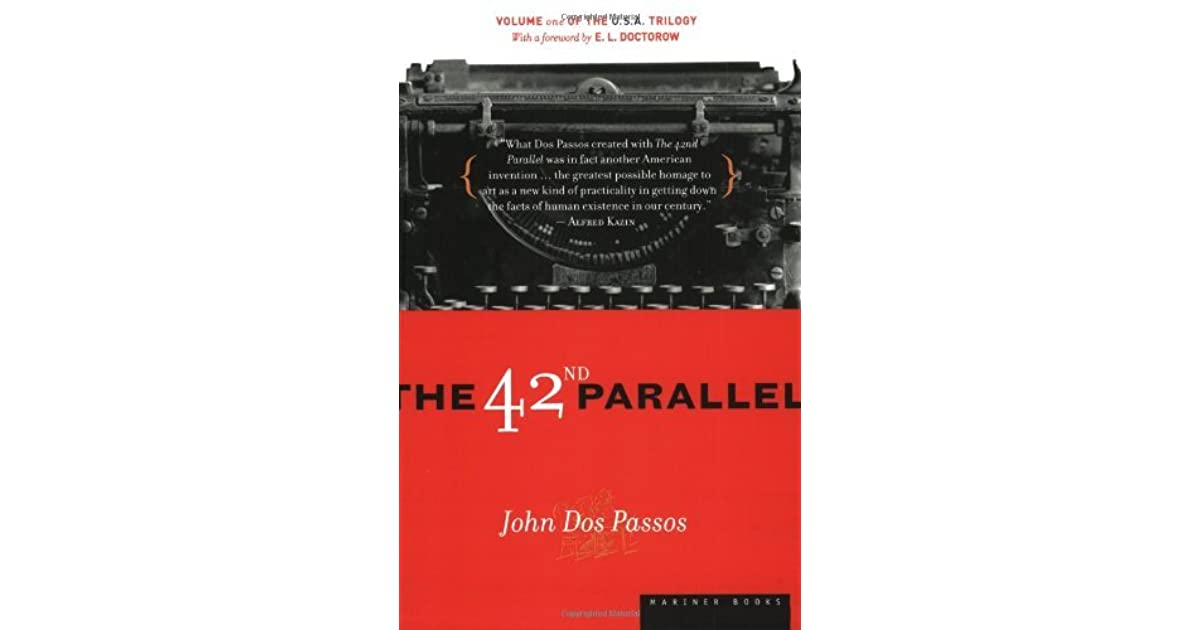 Download The 42nd Parallel Usa 1 By John Dos Passos
