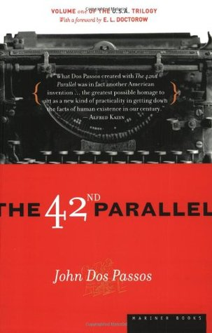 The 42nd Parallel (U.S.A., #1) book cover