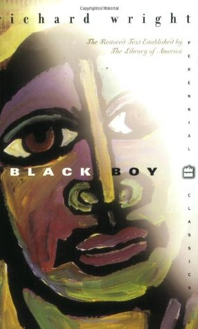 Black Boy book cover