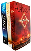 Garth Nix 3 Books Collection Set
