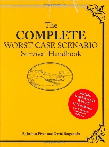 The Complete Worst-Case Scenario Survival Handbook  Dating Sex-Chronicle Books (2013)
